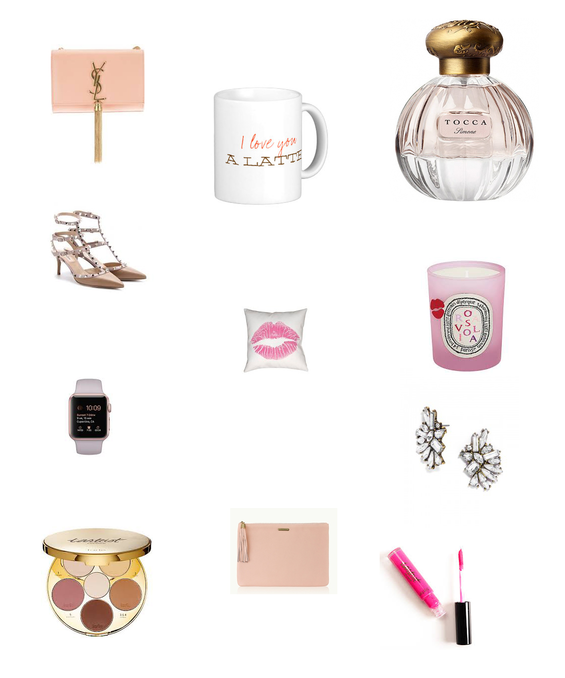 Love Is In The Air. Valentine's Day Gift Guide.