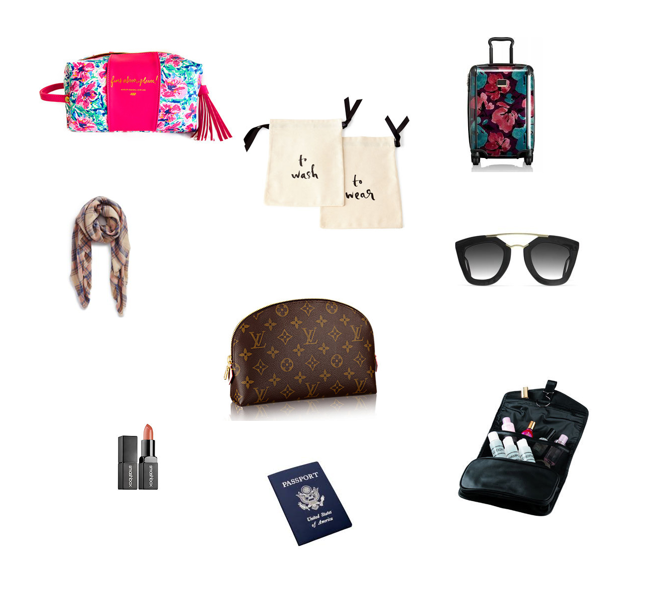 The Traveling Fashionista