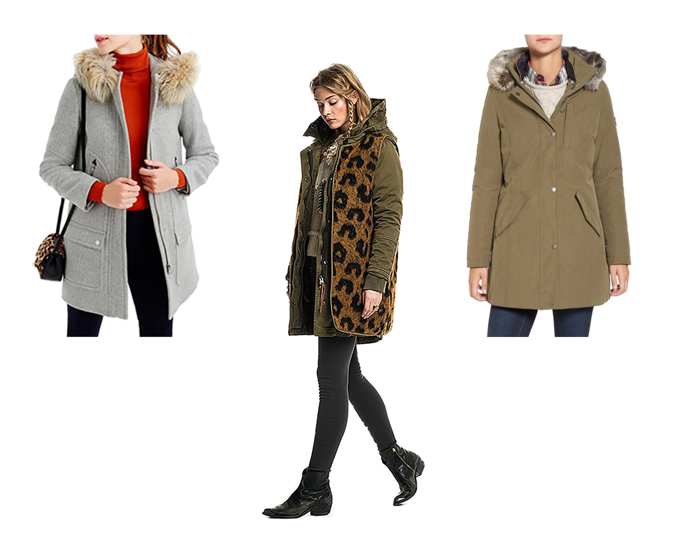 Parkas For Every Occasion