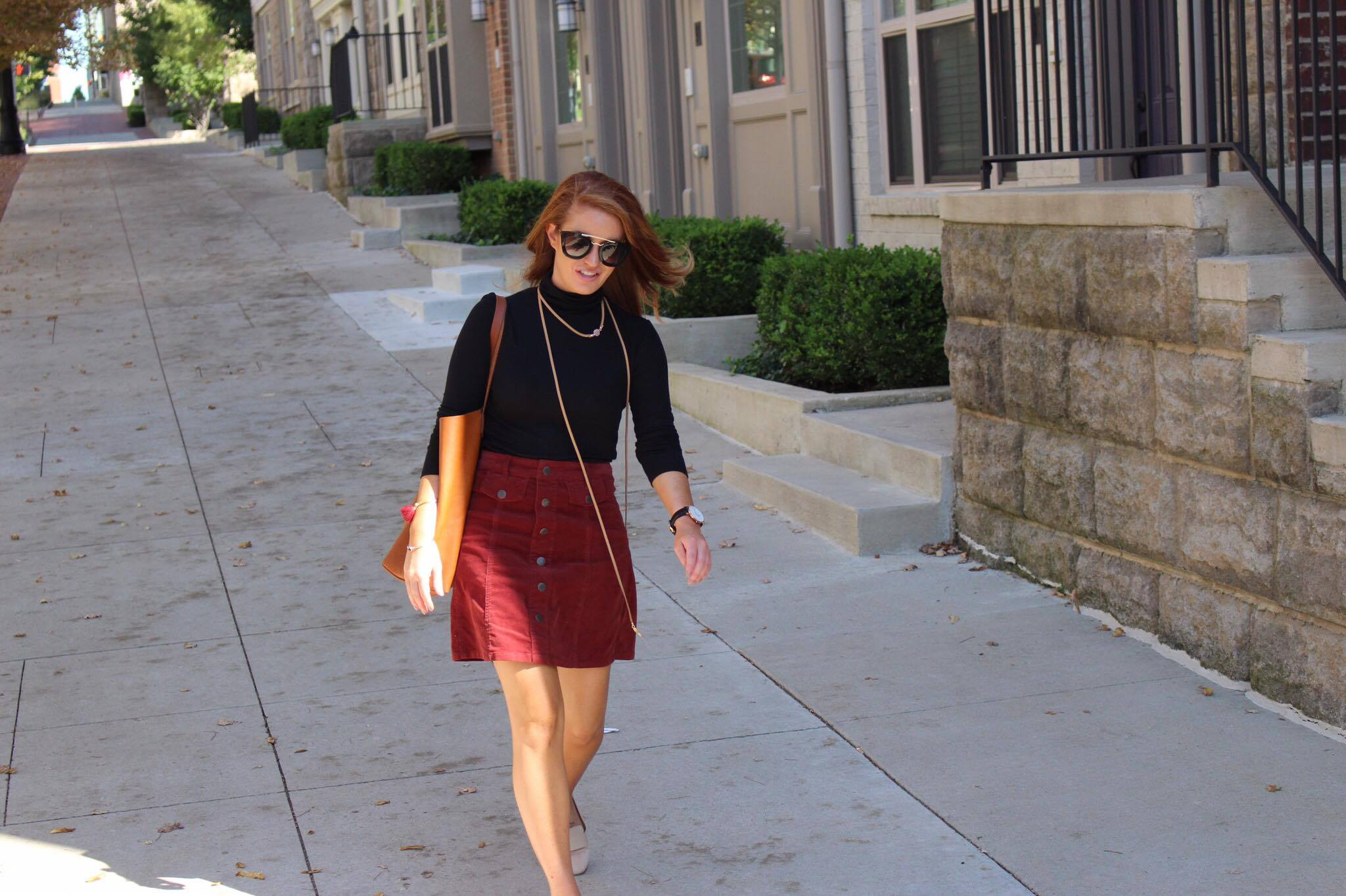 Favorite Fall Wardrobe Essentials