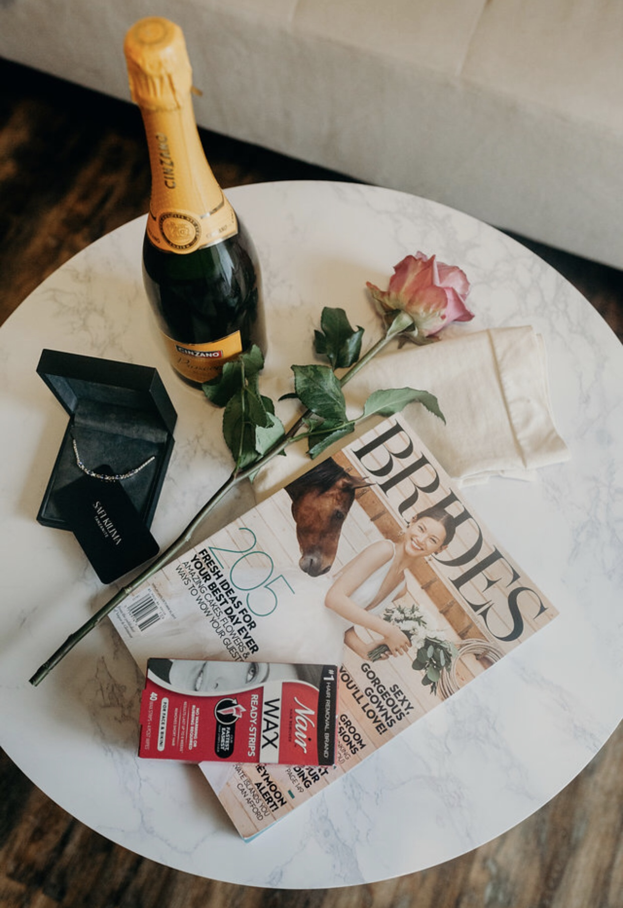 Bridal Essentials Kit With Babbleboxx