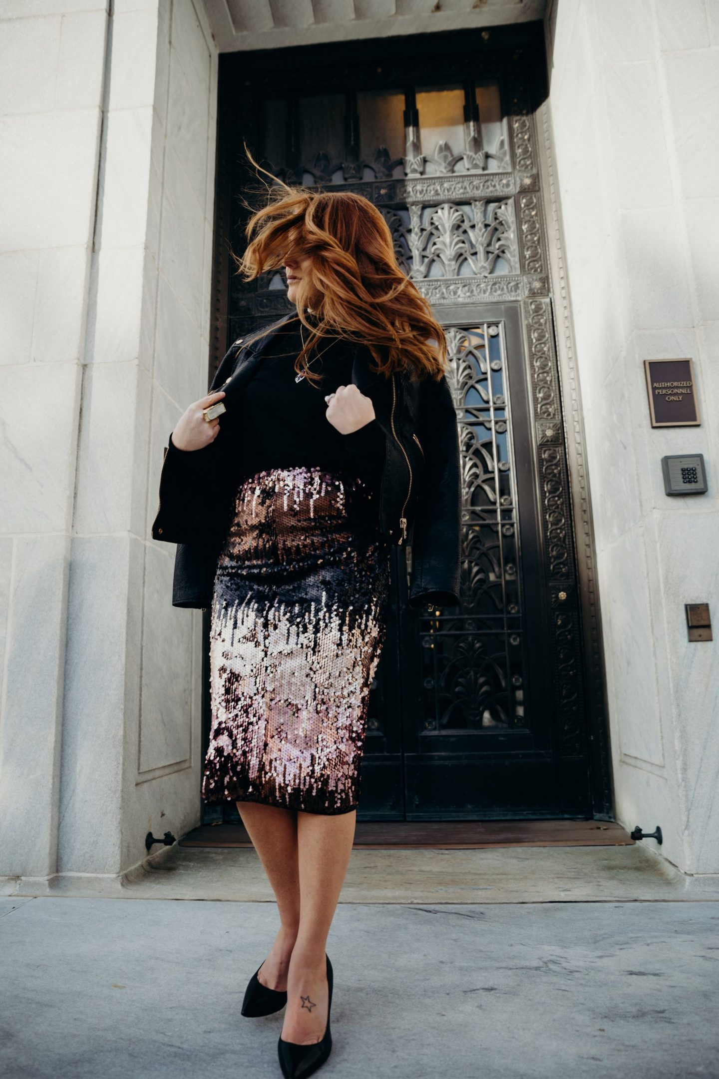How To Style Sequins For The Holidays