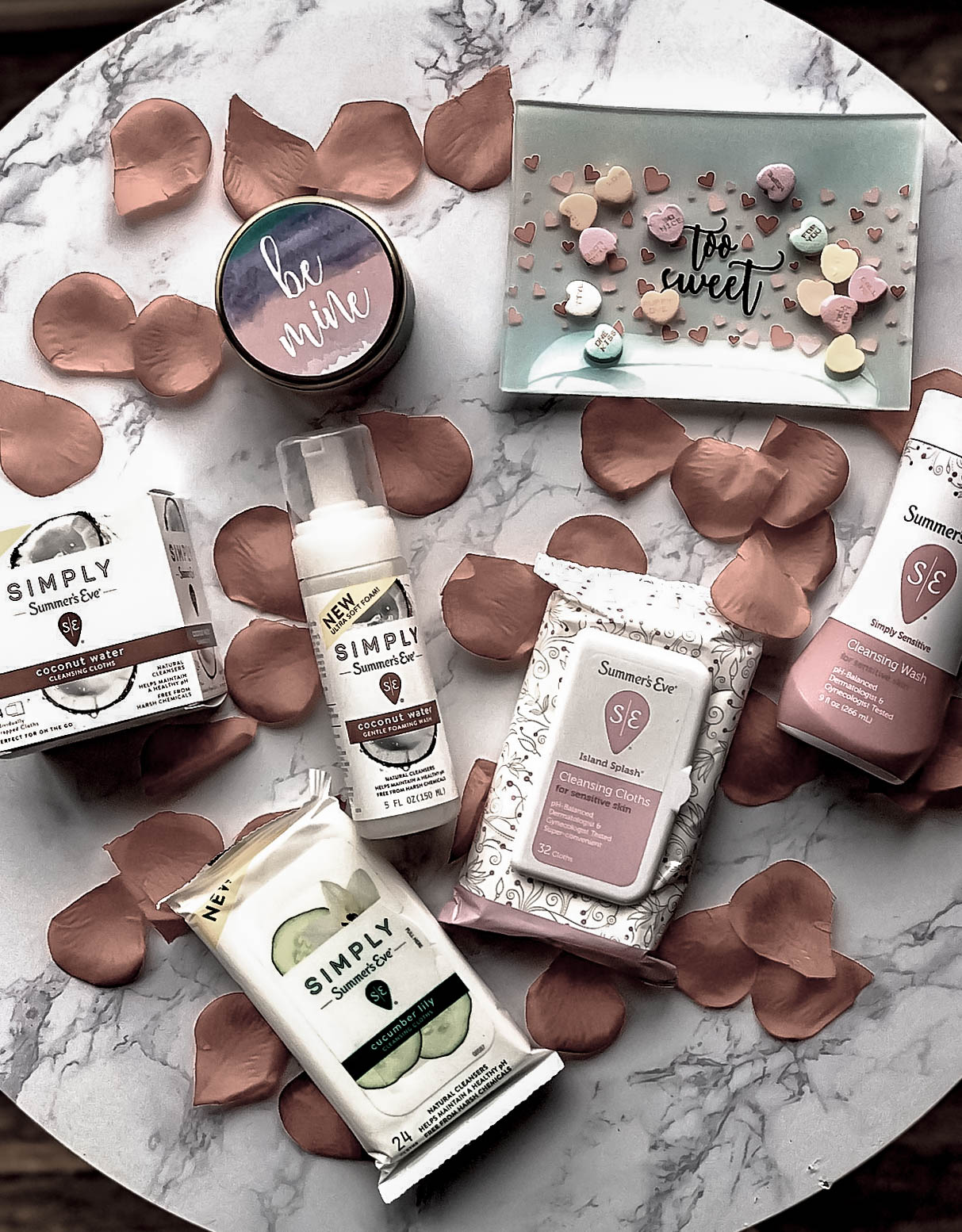 Stay Fresh For Valentine's Day With Summer's Eve
