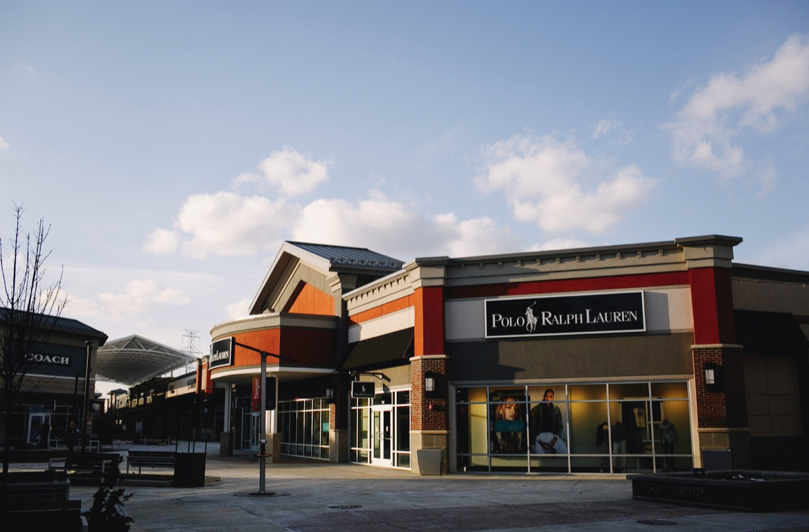 Spring Shopping Haul With Tanger Outlets