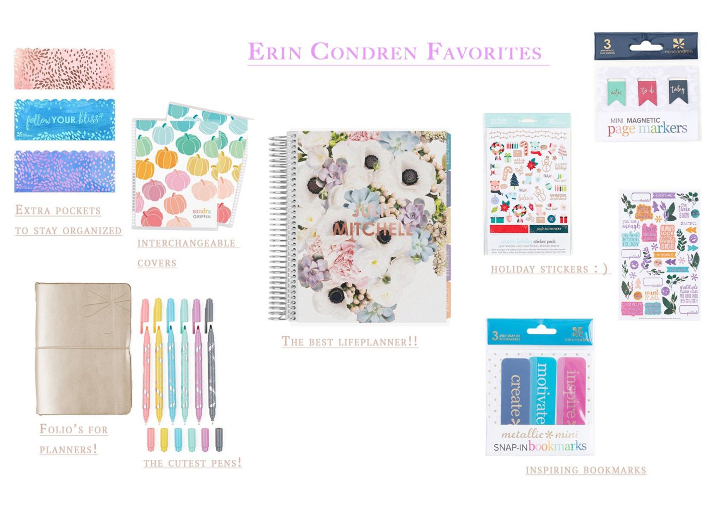 Erin Condren Sale!