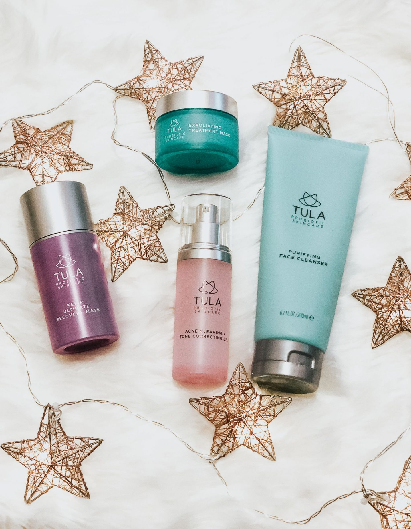 TULA Skin Care Favorites