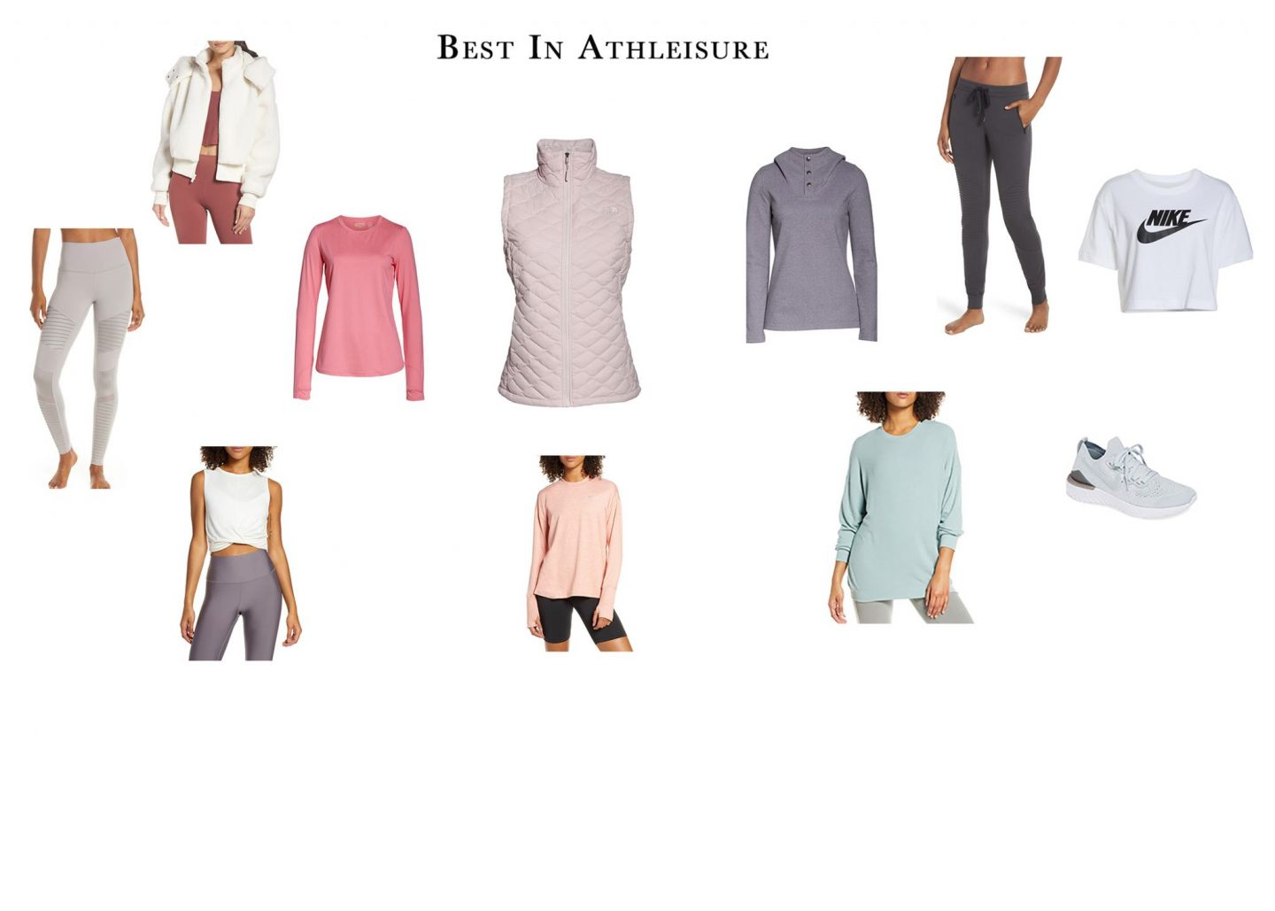 Best In Athleisure Nordstrom Anniversary